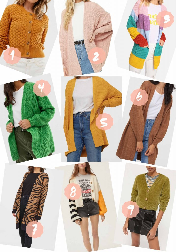 In Stores Cardigans That I'm Loving For Fall!